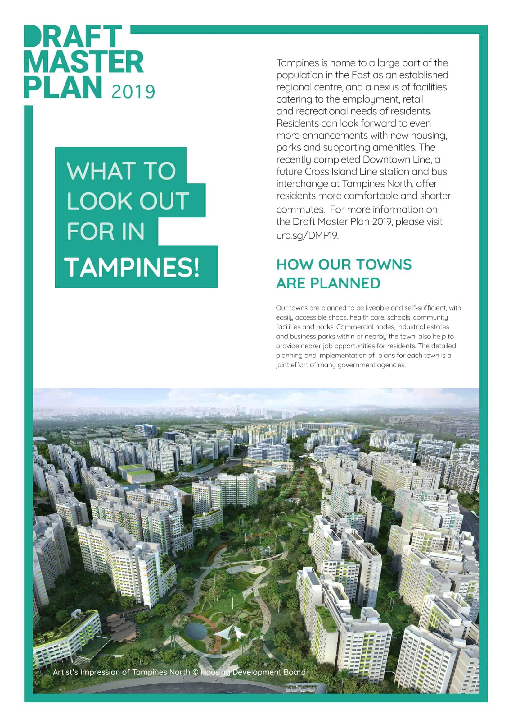 parc central residences master plan